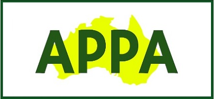 APPA Australian Pitch and Putt Association Logo